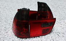 Feux arrières Feux arrière Kit BMW E53 X5 ROUGE NOIR SMOKE verre/cristal