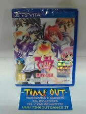 MUV-LUV SONY PS VITA PLAYSTATION NUOVO SIGILLATO