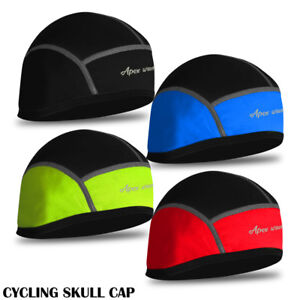 Cycling Skull Cap Motorcycle Cycle Windstopper Winter Thermal Under Helmet Hat