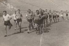 * CALCIO - Allenamento Ambrosiana Inter, Giuseppe Meazza - Foto L.Bordin 1930/40