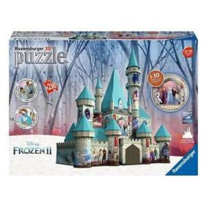 Ravensburger Frozen 2 Castle  216 Pieces + 96 Construction parts -  3D Puzzle  R