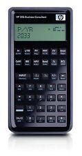 NEW HP 20b Business Consultant Financial Calculator F2219AA# in original box