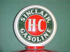 SINCLAIR H-C GAS PUMP GLOBE