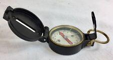 Vintage Engineer Pocket Directional Compass, Militaria, Lensatic compass