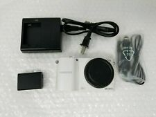 Samsung NX1000 Mirrorless Digital Camera body no lens- White