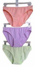 Cotton Solid Panties Bikinis for Women