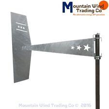 Stars & Stripes Mounting Bracket Tail Kit 4 Wind Turbine fits Freedom ll PMG
