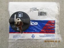GM 25862765 ACDELCO GT264 GT-264 FUEL GAS TANK FILLER CAP LOCKING KEY OEM NEW