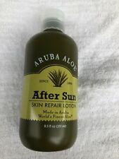 Brand New And Sealed~Aruba Aloe After Sun Skin Repair Lotion -8.5 Fluid Oz