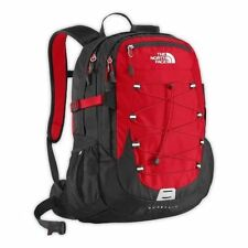 New The North Face  Red & Black Borealis Backpack NEW WITH TAGS Great Gift