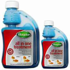 More details for blagdon all in one disease koi fish pond treatment parasites fungus bacteria