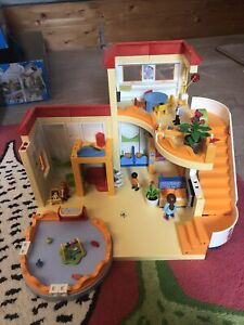 Playmobil Kindergartenkinder Kindergarten