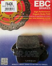 EBC/FA436 Brake Pads Rear - Honda CBR600/1000, Kaw ZX10R, Suz GSXR600/750/1000