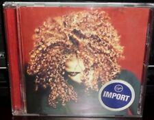 JANET JACKSON THE VELVET ROPE JAPAN CD BONUS SONG GOD'S STEPCHILD GET TOGETHER