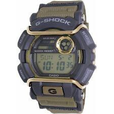 Casio G-Shock Men's Green Rubber Quartz Sport Watch  GD400-9