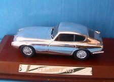 PEGASO Z-102 1952 CHROME IXO 1/43 WOODEN BASE 1:43 new