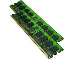 2GB 1GB X 2 DDR2 MEMORY DELL DESKTOP PC OPTIPLEX 960d gx280 gx280n gx520 gx620