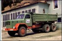 Lastwagen Magirus anno 1966 Motiv-AK Verkehr und LKW