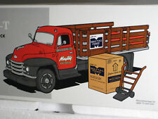 1955 DIAMOND-T STAKE TRUCK MAYTAG APPLIANCES NEW IN BOX 1/34 1997 FIRST GEAR
