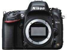 Nikon D610 24,3 Mp Cámara Digital Réflex - Negra (Sólo Cuerpo)