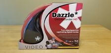 Pinnacle Dazzle DVD Recorder HD | Video Capture Device + Video Editing Software