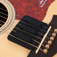 Classical Acoustic Guitar Silencer Guitar Practice Mute Pad Musical AccessoriDD