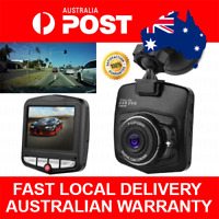 Car Dash Van Truck Cam Dashboard Dashcam Recorder Camera with LCD Screen