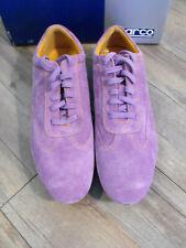 c8db963f BNIB Sparco Racing athletic Purple Lavender Shoes Size US 12 UK 11 EU 45
