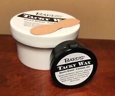 Bard's Tacky Wax (Temporary Adhesive) - 1 Large Tub + 1 Small Tub