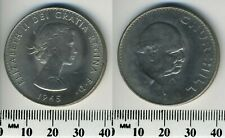 Great Britain 1965 - Crown Copper-Nickel Coin - Elizabeth II - Churchill