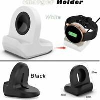 For Samsung Galaxy Watch Active 2 40mm/44mm Silicone Charging Dock Stand Holder