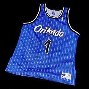 NEW Champion Authentic Penny Hardaway NBA Trikot Basketball Jersey Jordan Kobe