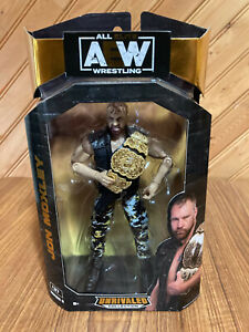 2021 AEW Unrivaled - Series 5 - John Moxley - By Jazwares