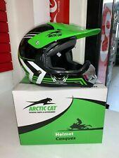 Arctic Cat Youth MX Team Arctic Helmet - Green
