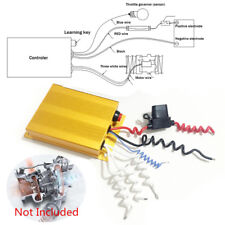 CNC Automatic Electric Turbine Speed Control Box 12V-15V for Car Turbo System 1x