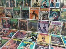 Vampirella #4-108 Partial Run Lot of (67) Frank Frazetta Jeff Jones Avg FN+ 6.5