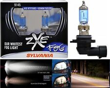 Sylvania Silverstar ZXE H10 9145 45W Two Bulbs Fog Light Upgrade Replacement