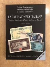LA CARTAMONETA ITALIANA BANCONOTE ITALIANE  2019 - 2020 CRAPANZANO GIULIANINI