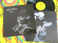 ART ZOYD Berlin 1990 REISSUE FRANCE  LP