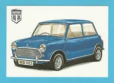 CARS  -  GOLDEN  ERA  POSTCARD  -  PC 163  -  MINI  COOPER  MK  III  1275 S