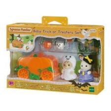 Sylvanian Families - Baby Trick or Treaters Set - Brand New