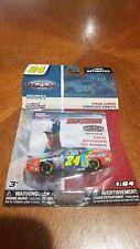 New listing 2018 Wave 9 Jeff Gordon 1998 Darlington Raced Win 1/64 NASCAR Authentics