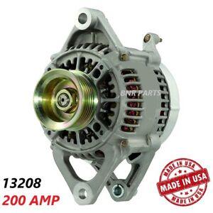 200 AMP 13208 Alternator Chrysler Dodge Plymouth High Output HD Performance NEW