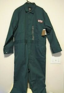 NWT Vans X Off the Wall + Independent Trucks Collab Men's Size XL Overalls