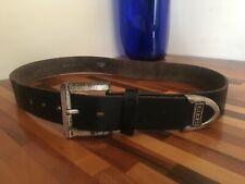 Cintura uomo pelle LEVIS originale vintage Levi's Strauss