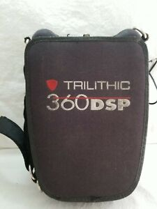 Trilithic 360DSP Home Cert CATV Docsis 3.1 Meter, With Case, No Charger