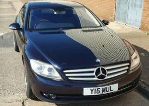 Mercedes CL 500 Coupe