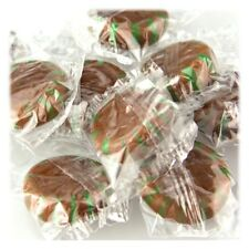 Chocolate Starlight Mints Hard candy bulk wrapped candy 2 Lbs. Starlite Mints