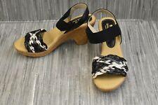Spring Step Batsheva Ankle Strap Sandal - Women's Size 7.5-8/EU 38 - Black