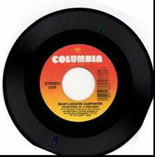 MARY CHAPIN CARPENTER SOMETHING OF A DREAMER/SLOW COUNTRY DANCE 45RPM VINYL